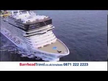 barrhead travel cruises 2014