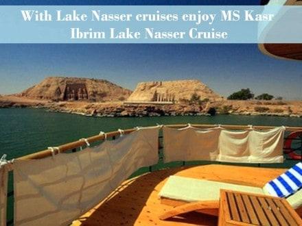 lake nasser cruises travel packa