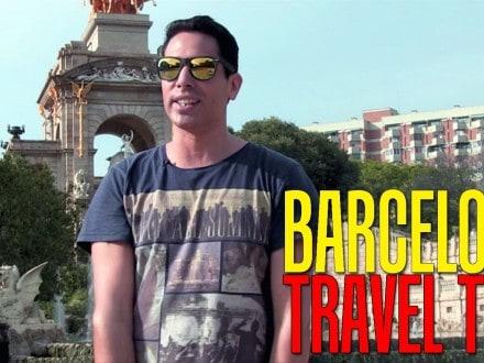 travel tips barcelona spain