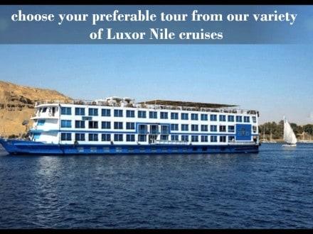 luxor nile cruises travel packag
