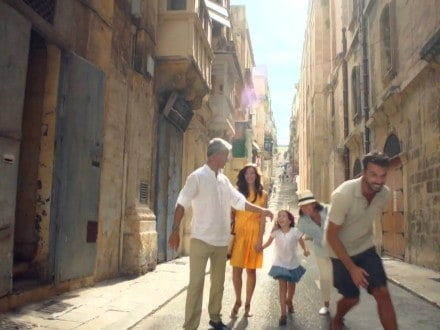 msc cruises uk tv advert 2013 me