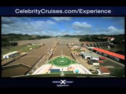 panama canel cruises extravagant