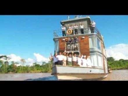 amazon river luxury cruises on t