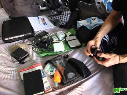 packing list for southeast asia