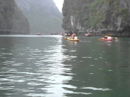 vietnam halong bay overnight boa