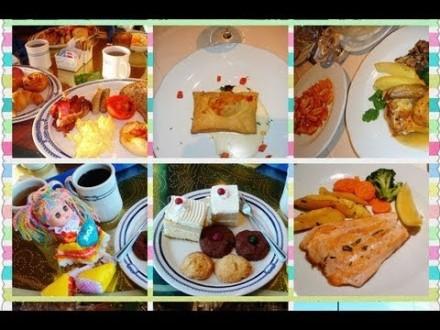 msc cruises breakfast buffets fi