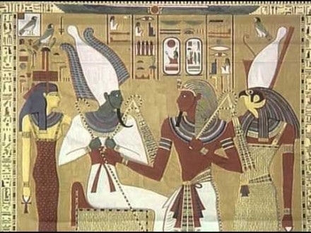 nile cruise ancient egyptian tem
