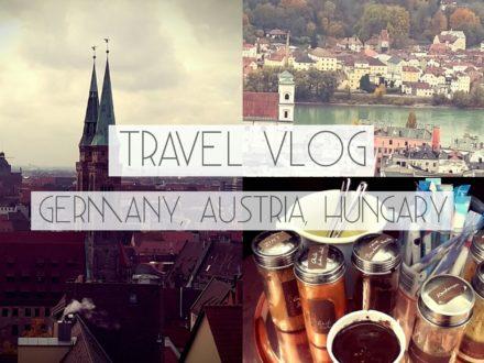 travel vlog danube europe tour w