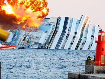 horrible cruise ship disasters f
