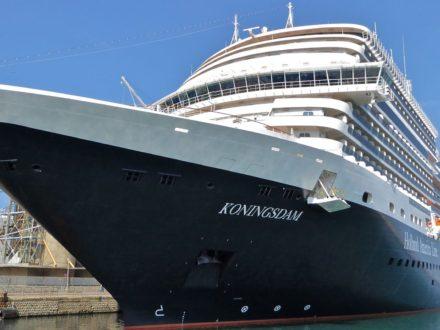 ms koningsdam cruise ship tour h