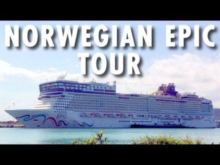 norwegian epic tour norwegian cr