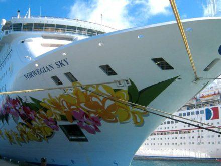 norwegian sky cruise ship tour n